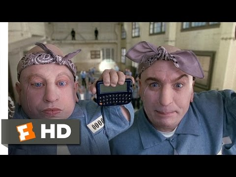 Austin Powers in Goldmember (4/5) Movie CLIP - Hard Knock Life (2002) HD