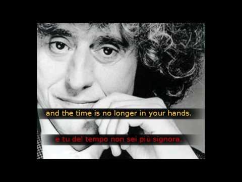 Ballo in fa diesis minore – Angelo Branduardi – English dual-sub lyrics