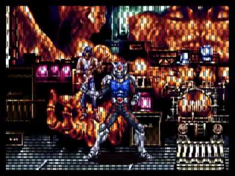 Voltage Fighter Gowcaizer Neo Geo Neo Geo Voltage Fighter