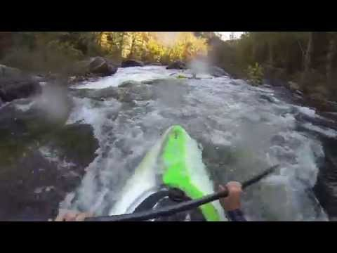 Kayaking the Tallulah River with Master Guide Brad McMillan