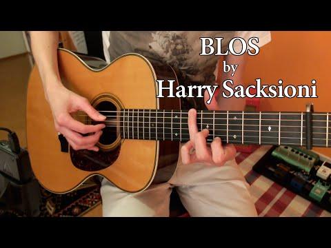 Harry Sacksioni - Blos