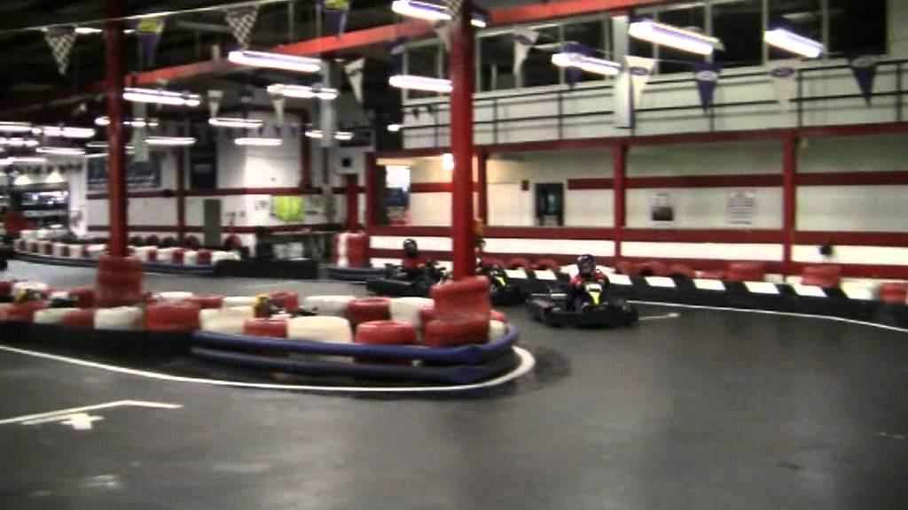 Lightspeed Systems Europe - Go Karting @ Rayleigh - YouTube