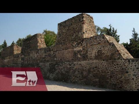Vecinos de Huexotla municipio de Texcoco pide ayuda para rescatar riqueza cultural / Excélsior