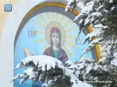 Православные христиане встречают Рождество Христово