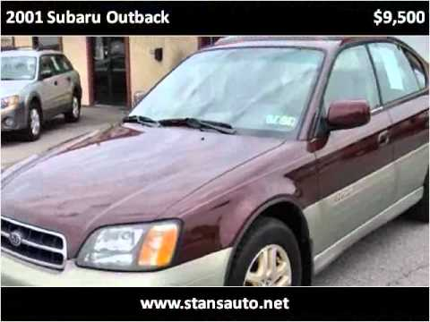 2001 Subaru Outback Used Cars York PA