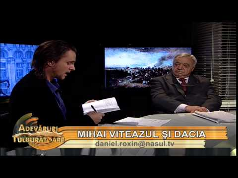 Mihai Viteazul și Dacia cu prof. dr. Marin Cristian - Adevăruri tulburătoare 07.12.2012
