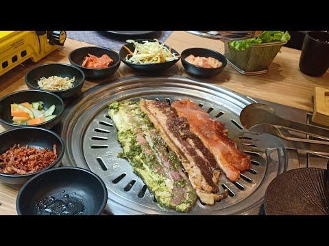 NAG CRAVE SA KOREAN FOOD!! Sept. 19, 2018