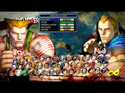Ultra Street Fighter IV - Omega Mode Introduction