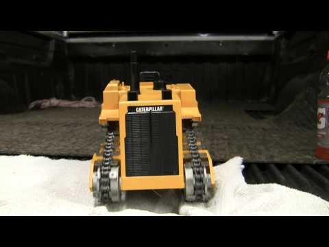 RC Bulldozer conversion
