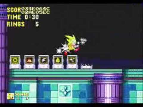 Sonic 3 & Knuckles Beta 5-17-94 (2 OF 2)