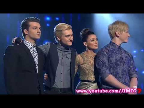 Results: The Top 3 - Live Grand Final Decider - The X Factor Australia 2014
