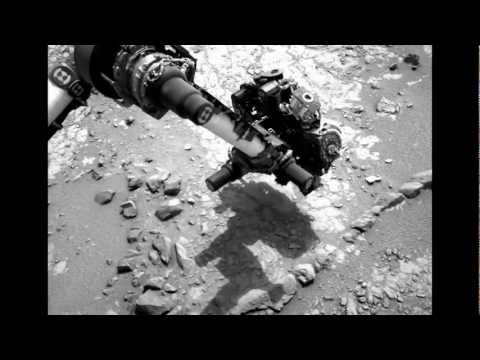 NASA's Mars Curiosity Rover Report - January 18, 2013