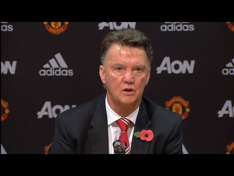Manchester United 2-0 West Brom - Louis van Gaal Post Match Press Conference
