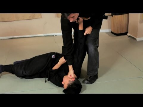 Basic Hip Throw | Ninjutsu Techniques Image 1