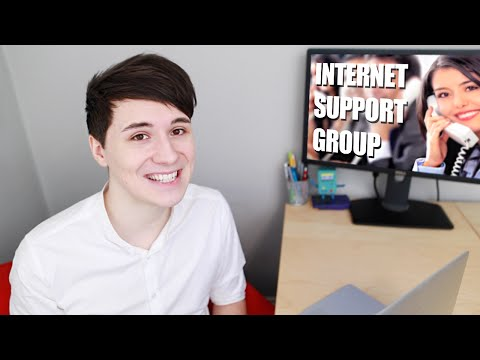 Internet Support Group 4