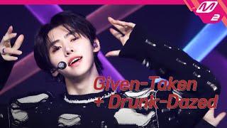 Download lagu ENHYPEN(엔하이픈) - Given-Taken + Drunk-Dazed (4K) | ENHYPEN COMEBACKSHOW | Mnet 211012 방송