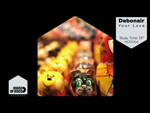 Debonair - Your Love