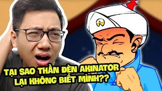 THẦN ĐÈN AKINATOR KHÔNG BIẾT Sơn Đù LÀ AI?? (Sơn Đù Vlog Reaction)