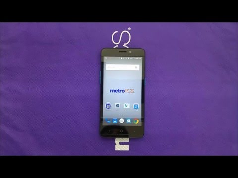 ZTE Avid Plus Hard Reset For Metro Pcs\T-mobile