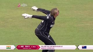 Priest's one handed diving catch! - #WWC17 Nissan Play of the Day