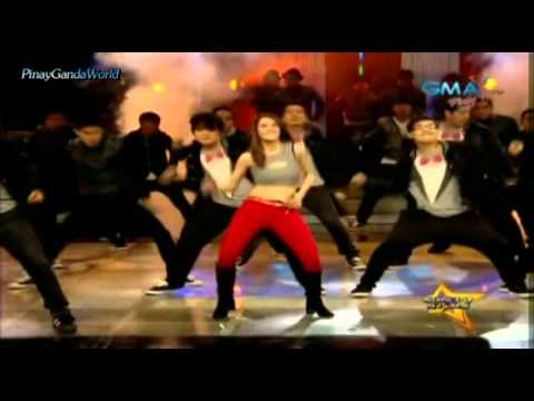 Sunday All Stars - Marian Rivera bubble Butt & Rochelle Pangilinan = 9 08 13 video