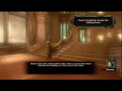 Bioshock 2 - Little Sister Gameplay