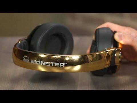 Monster 24k DJ Headphones