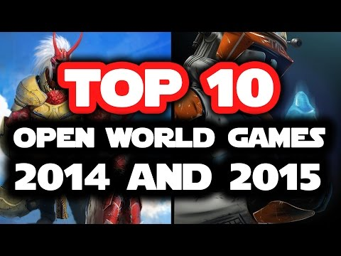 Top 10 Best Upcoming Open World Games of 2014-2015 for PS4 Xbox One PC PS3 360