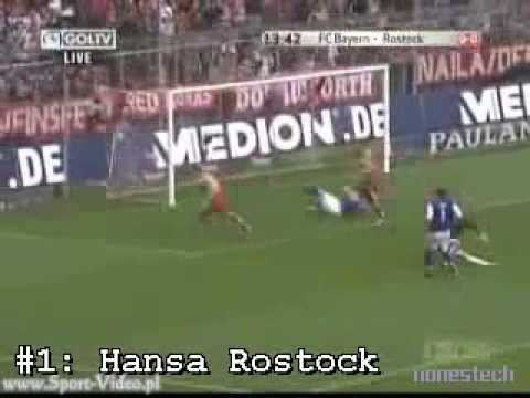 Luca Toni: All 17 Goals for Bayern Munich Video