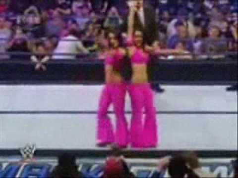Divas WWE-Get Back.wmv