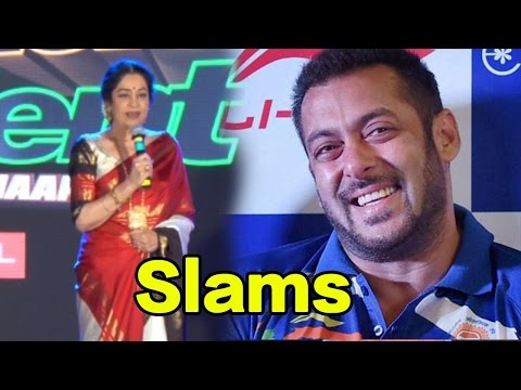 Kirron Kher Slams Salman Khan Haters Who Criticized Him As Goodwill Ambassador For Olympics 2016