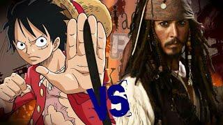 JACK SPARROW VS MONKEY D.LUFFY [Olimpiadas de Rap Friki Legendarias] Arubato ft. Zigred