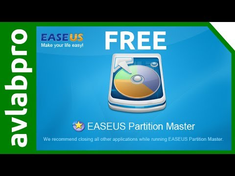 EASEUS Partition Master 9.1 Home Edition FREE.mp4