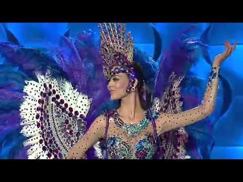 Miss Brasil 2014 - Traje Típico