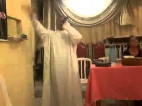 levita rodrigo louvando a deus na igreja fonte de jaco consagr