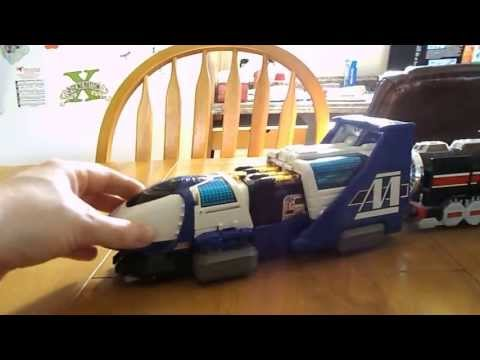 Max Solarzord-Power Rangers Lightspeed Rescue-Review-Part 1