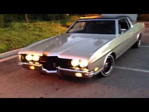 1971 Ford Ltd Lowrider Walk Around Youtube