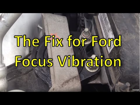 ford focus engine vibration fix featuring 2008 model. Black Bedroom Furniture Sets. Home Design Ideas