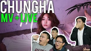 """CHUNGHA 