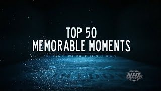 NHL Network Countdown: Top 50 Memorable Moments