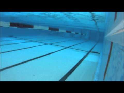 Le csg nage avec palmes vu sous l 39 eau le 23 11 2014 for Piscine gravenchon