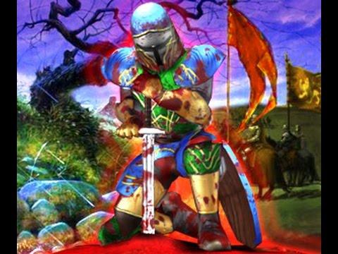 Прохождение игры храбрый рыцарь. Видео прохождения этой игры вы можете бес