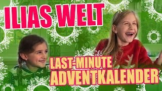 ILIAS WELT - Last Minute ADVENTKALENDER