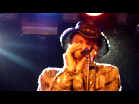 Jason & The Scorchers-Land Of The Free (Live At The Garage London England)08/05/2010