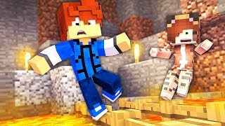 DON'T FALL OR YOU WILL DIE !? - Daycare (Minecraft Roleplay)