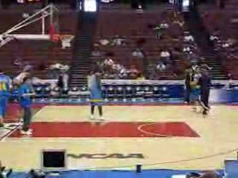 2008 UCLA Bruins Basketball Practice at Honda Ctr 3/19/08 Video