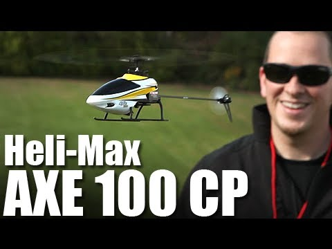 Flite Test - Heli-Max AXE 100 CP - REVIEW