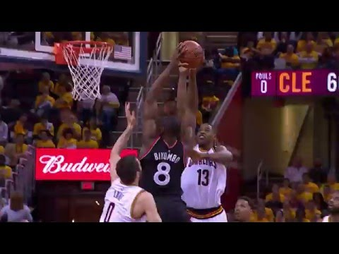 Top 5 NBA Plays: May 17