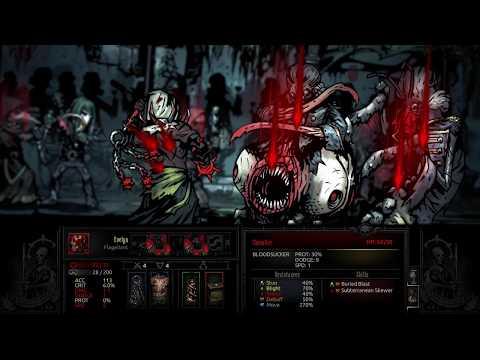 Darkest Dungeon - The Crimson Court - Поглядим на Барона