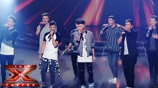 Download Lagu Stereo Kicks sing  The Beatles' Let It Be/Hey Jude (Medley) | Live Week 3 | The X Factor UK 2014 Gratis STAFABAND